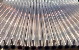 Aluminium gecompliceerde profielen buigen